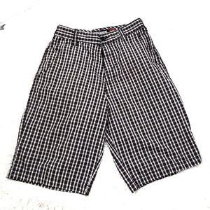 Billabong Plaid Board Shorts Size 29